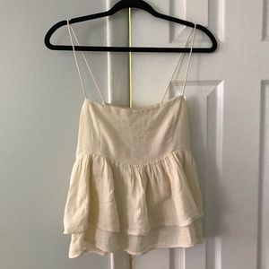 urban outfitters flowy tank top !